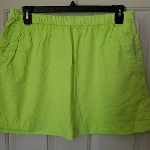 Green GAP Skirt
